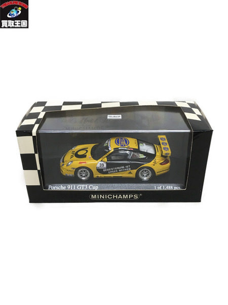 PMA 1/43 ポルシェ911 GT3 Cup Tolimit Motorsport Supercup 2006 C.Menzel[値下]