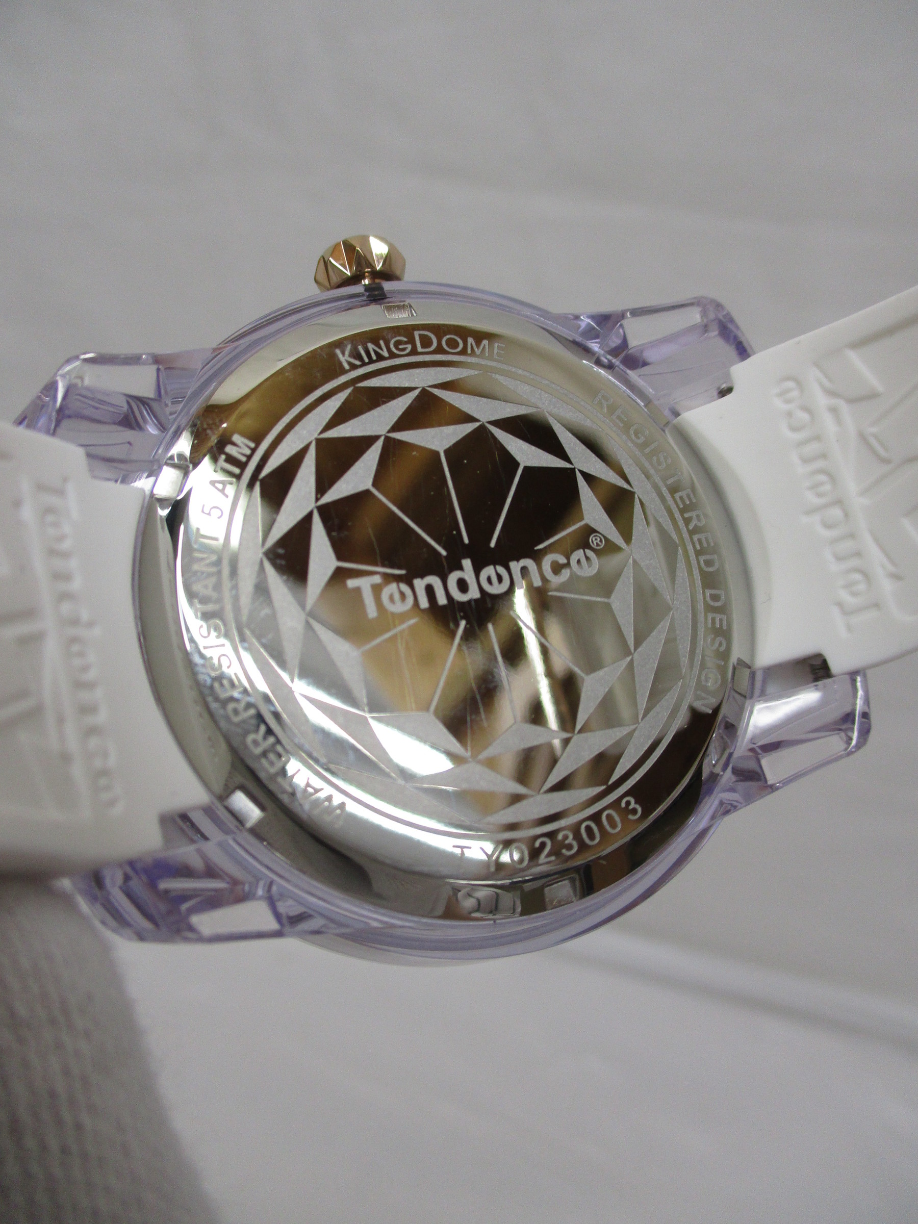 Tendence KING DOME キングドーム 腕時計 TY023003