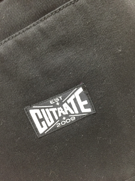 CUTRATE ベスト BLK M